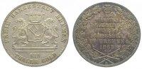 Taler 1865  B Bremen, Stadt  Schöne Patina. Fast Stempelglanz  165,00 EUR  +  10,00 EUR shipping