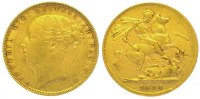 Sovereign Gold 1884 Großbritannien Victoria 1837-1901. Sehr schön  335,00 EUR  +  10,00 EUR shipping