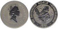100 Dollars 1991 Australien Elizabeth II. seit 1952. PLATIN. Polierte P... 1650,00 EUR  +  10,00 EUR shipping
