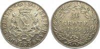 36 Grote 1859 Bremen, Stadt  Sehr schön - vorzüglich  90,00 EUR  +  10,00 EUR shipping