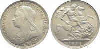Crown 1896 Großbritannien Victoria 1837-1901. Vorzüglich - Stempelglanz  675,00 EUR  +  10,00 EUR shipping