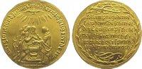 Goldmedaille zu 3 Dukaten Gold  Gelegenhei...