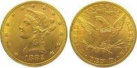 10 Dollars Gold 1882 Vereinigte Staaten von Amerika  Sehr schön - vorzü... 625,00 EUR  +  10,00 EUR shipping