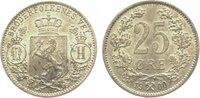 25 Öre 1 1900 Norwegen Oscar II. 1872-1905. Vorzüglich - Stempelglanz  245,00 EUR  +  10,00 EUR shipping