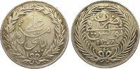 4 Piastres AH 1308 (1891) Tunesien Französisches Protektorat. Unbedeute... 125,00 EUR  +  10,00 EUR shipping