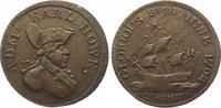 Cu Farthing 1794 Großbritannien-Hampshire Admiral Earl Howe. Vorzüglich... 65,00 EUR  +  10,00 EUR shipping