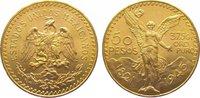 50 Pesos Gold 1945 Mexiko Zweite Republik seit 1867. Fast Stempelglanz  1745,00 EUR  +  10,00 EUR shipping