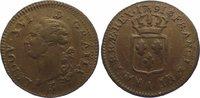 Cu Sol 1791  A Frankreich Louis XVI. 1774-1793. Sehr schön - vorzüglich  125,00 EUR  +  10,00 EUR shipping