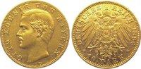 10 Mark Gold 1896  D Bayern Otto 1886-1913. Fast vorzüglich  285,00 EUR  plus 10,00 EUR verzending