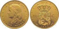 10 Gulden Gold 1897 Niederlande-Königreich...