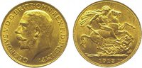 Pound Gold 1913  P Australien Georg V. 1910-1936. Vorzüglich  325,00 EUR  +  10,00 EUR shipping