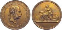 Bronzemedaille 1869 Römisch Deutsches Reich Franz Joseph I. 1848-1916. ... 185,00 EUR  +  10,00 EUR shipping