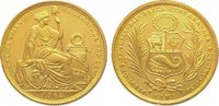 50 Soles Gold 1962 Peru Republik seit 1821/1825. Fast Stempelglanz  1075,00 EUR  +  10,00 EUR shipping