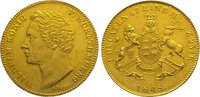 Dukat Gold 1848 Württemberg Wilhelm I. 1816-1864. Vorzüglich  975,00 EUR  +  10,00 EUR shipping