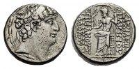 KÖNIGREICH DER SELEUKIDEN Tetradrachmon PHILIPPOS I. PHILADELPHOS