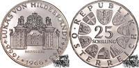 Österreich 25 Schilling 25 Schilling 1968 - Lukas von Hildebrandt