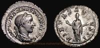 Denarius 240 AD. Roman Empire Gordian III, Rome mint, Denarius, RIC 129... 55,00 EUR