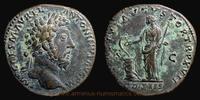 Sestertius 162-163 AD. Roman Empire Marcus Aurelius, Rome mint, Sestert... 649,00 EUR  +  10,00 EUR shipping