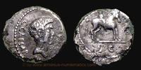Denarius 43 BC. Roman Republic Roman Republic, military mint traveling ... 219,00 EUR  +  7,00 EUR shipping