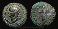 Dupondius 74 AD. Roman Empire Vespasian, Rome mint, Dupondius, RIC 716.... 99,00 EUR  +  7,00 EUR shipping