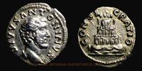 Denarius 161 AD. Roman Empire Marcus Aurelius, memorial coin for Antoni... 96,00 EUR