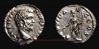 Denarius 193 AD. Roman Empire Clodius Albinus, Caesar, Rome mint, Denar... 285,00 EUR