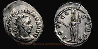 Antoninianus 254-255 AD. Roman Empire 254-255 AD., Gallienus, Rome mint... 49,00 EUR