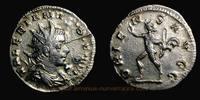 Antoninianus 257-258 AD. Roman Empire 257-258 AD., Valerian I., Colonia... 49,00 EUR