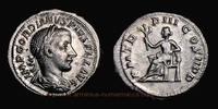 Denarius 240 AD. Roman Empire Gordian III, Rome mint, Denarius, RIC 114... 115,00 EUR