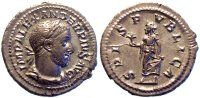 Rmisches Reich Denar 231-235 AD. EF-UNC S...