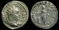 Rmisches Reich Antoninian 253-255 AD. VF ...