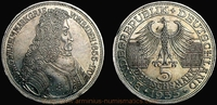 5 Deutsche Mark 1955 Federal Republic of Germany Germany, Federal Repub... 189,00 EUR159,00 EUR