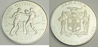 100 Dollars 1992 Jamaika XXV. Olympische Sommerspiele 1992 in Barcelona... 119,00 EUR  +  17,00 EUR shipping