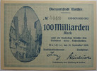 Waldsee 100 Milliarden Mark