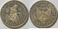 3 Mark 1930 Weimar Walter von der Vogelweide vz  75,00 EUR incl. VAT., +  8,00 EUR shipping