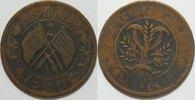 10 Cash 1920 o.J. China unter japanischer Herrschaft    9,00 EUR incl. VAT.,  +  6,00 EUR shipping