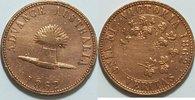Token 1862 Australien  ss   Randfehler  95,00 EUR incl. VAT.,  +  8,00 EUR shipping