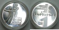 1 Shekel 2004 Israel  PP gekapselt  43,00 EUR incl. VAT., +  8,00 EUR shipping