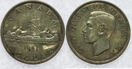 1 $ 1951 Kanada Arnprior Typ mit 1 - 1/2 Wasserlinien ss-vz  120,00 EUR incl. VAT., +  8,00 EUR shipping
