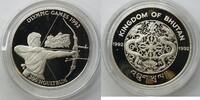 300 Ngultrum 1992 Buthan Olympiade 1992 PP gekapselt  35,00 EUR incl. VAT., +  8,00 EUR shipping