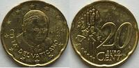 20 Cent 2006 Vatikan  vz/st  43,00 EUR incl. VAT., +  8,00 EUR shipping
