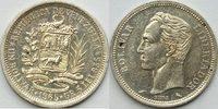 1 Bolivar 1964 Venezuela  unc  9,00 EUR incl. VAT., +  6,00 EUR shipping
