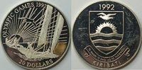 20 $ 1992 Kiribati  vz aus PP  29,00 EUR incl. VAT., +  8,00 EUR shipping