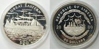 20 $ 2000 Liberia  PP  35,00 EUR incl. VAT., +  8,00 EUR shipping
