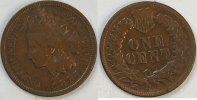 USA 1 Cent 1887 ss  5,00 EUR incl. VAT.,  +  shipping