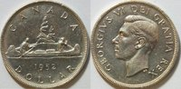 1 $ 1952 Kanada  vz / st  45,00 EUR incl. VAT., +  8,00 EUR shipping