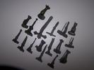 1.-4.Jh.n.Chr. Deutschland Sammlung von 17 diversen Fibeln (Typen) SS+  458,00 EUR  +  15,00 EUR shipping