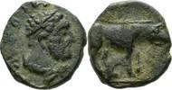 Syrien/Antiochia Uncia 98-117 n.Chr. SS / RAR Traian 100,00 EUR  plus verzending