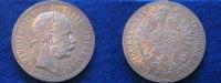 1 Gulden Florin 1873  Österreich Österreich 1 Gulden Florin 1873  vz- S... 79,00 EUR  +  6,00 EUR shipping