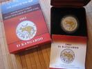 1 Dollar 2003 Australien Australien Kangaroo 1 Dollar 2003 BU Gold plat... 69,95 EUR  +  6,00 EUR shipping